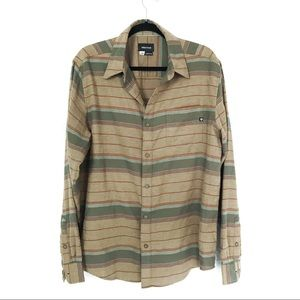 Men's Marmot Flannel Shirt - L